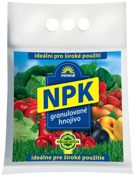 NPK - minerální 11-7-7 2,5 kg Forestina MINERAL