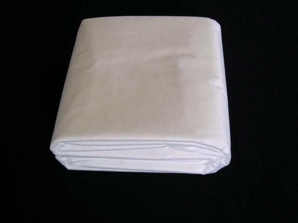 Netkaná textilie bílá 1,6 x 10m, 17g/m2