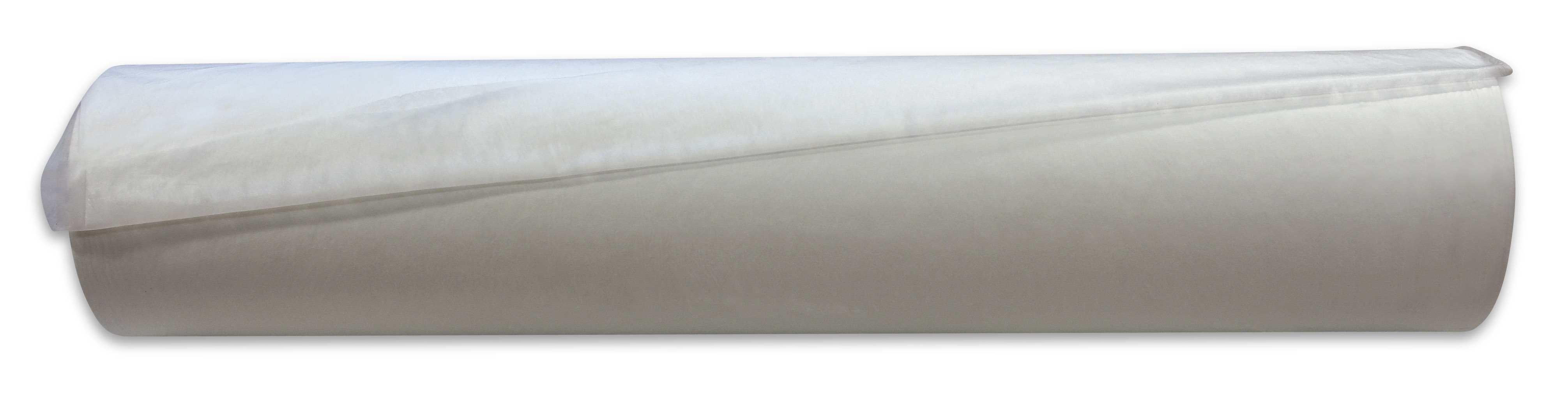 Netkaná textilie bílá 1,6 x 250m, 17g/m2