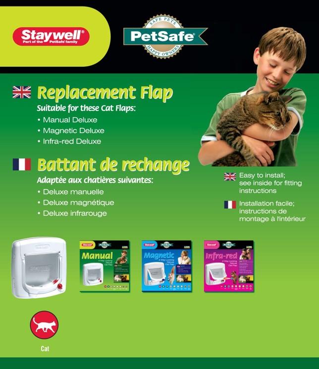 PetSafe Náhradní flap pro typ 300, 400 a 500