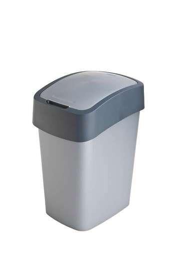 Curver odpadkový koš, FLIP BIN, šedý, 25l