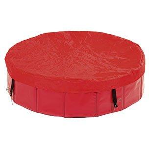 Karlie-Flamingo Plachta na bazén červená 120cm