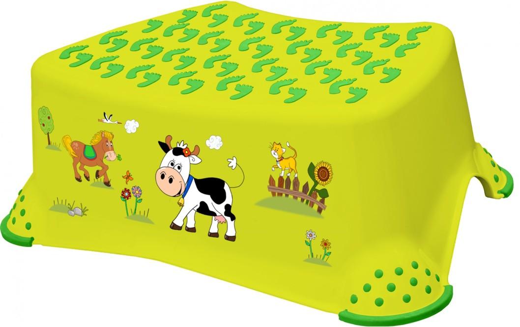 Keeeper Protiskluzová stolička tomek, Funny farm, zelená