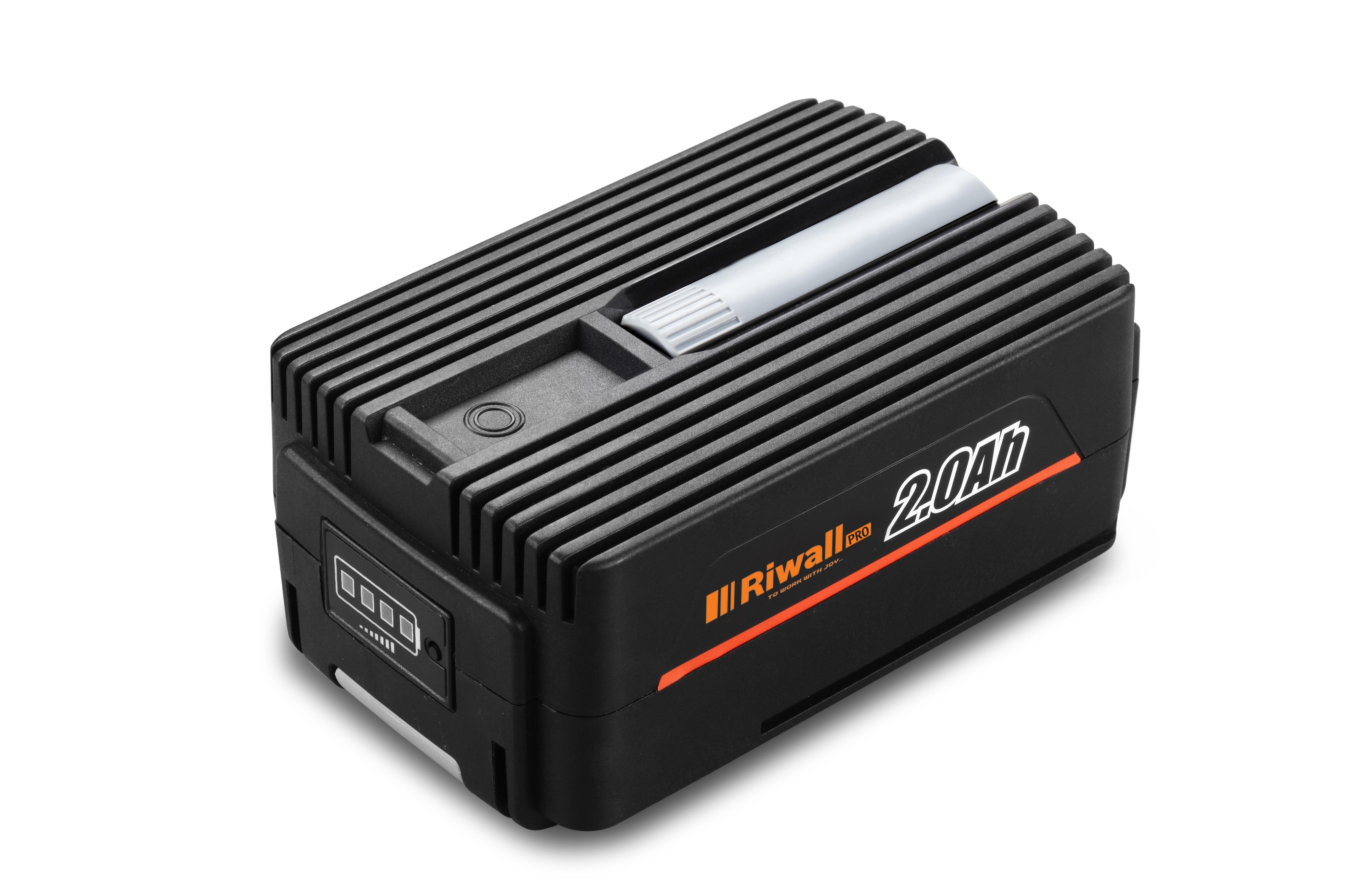 Baterie 40 V (2 Ah) Riwall PRO RAB 240