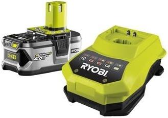 AKU startovací sada RYOBI ONE+ RBC18 L40