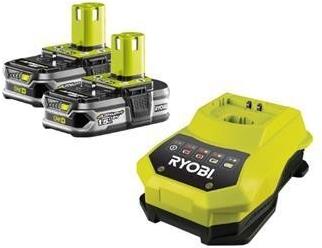 AKU startovací sada RYOBI ONE+ RBC18 LL15