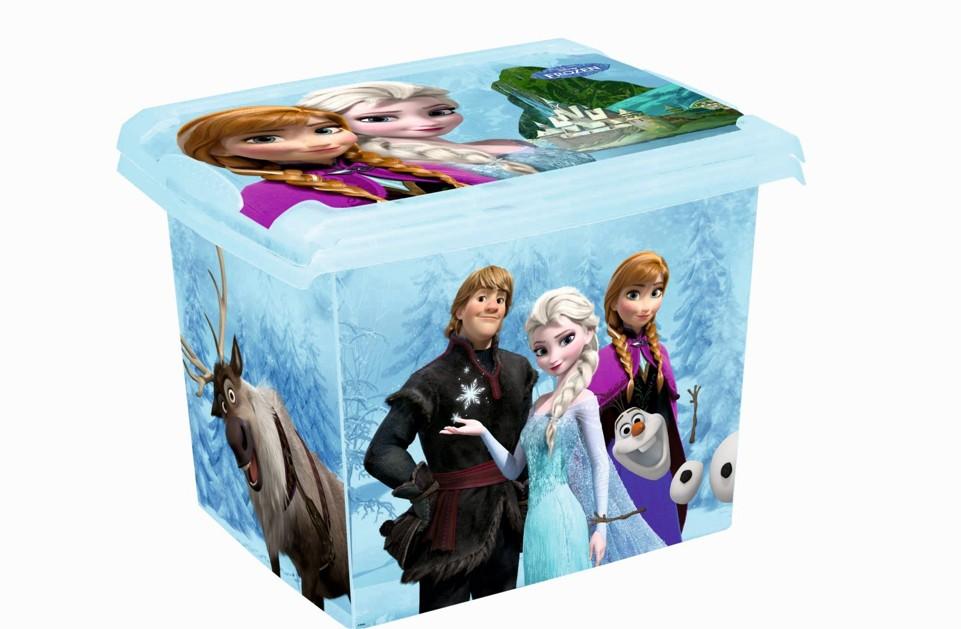 Keeeper Skladovací box filip, Ledové království, 20,5L