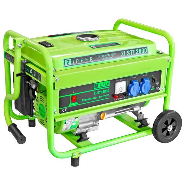 Elektrocentrála benzínová ZIPPER ZI-STE 2800