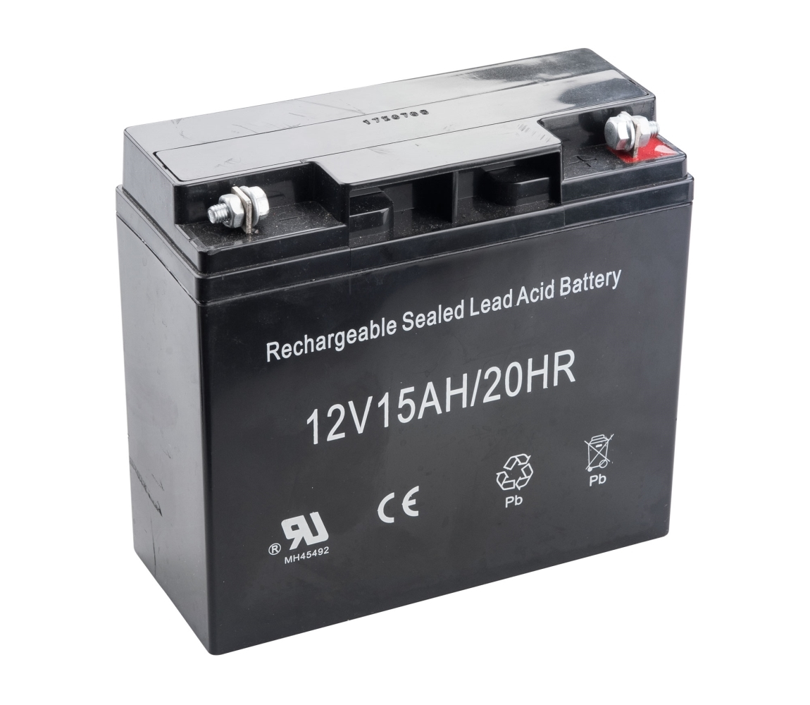 Akumulátor pro elektrický start, GEL 12V, 15Ah HERON 8896120A