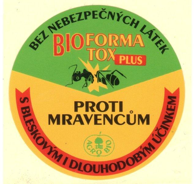 BIOFORMATOX PLUS proti mravencům 200g AGRO-BIO