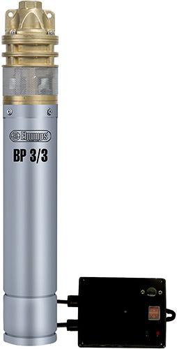 Hlubinné ponorné čerpadlo do studní a vrtů BP 3/3 ELPUMPS