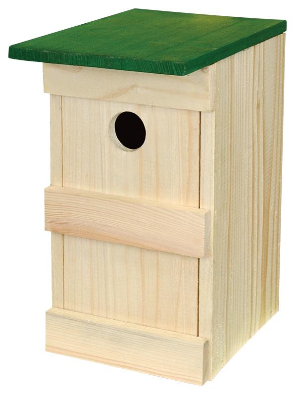 Ptačí budka - sýkorník velký