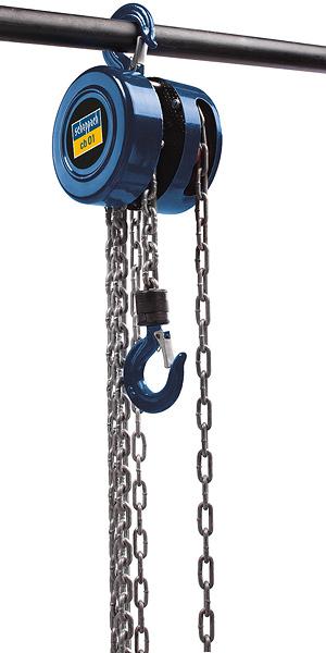 Scheppach CB 01 Řetězový kladkostroj ruční