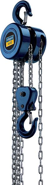 Scheppach CB 02 Řetězový kladkostroj ruční