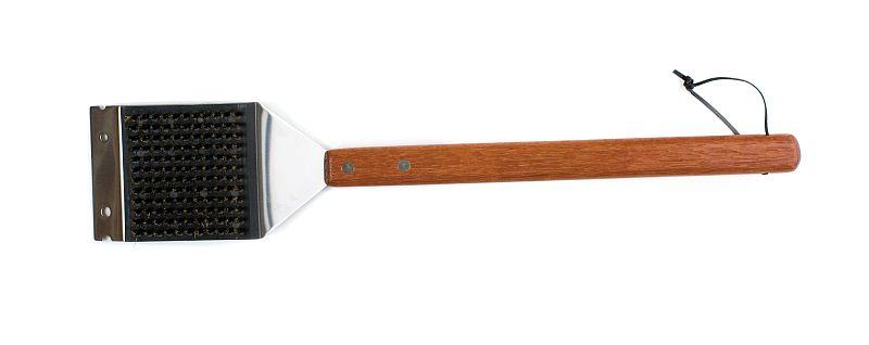 Kartáč s dřevěnou rukojetí Charcoal Companion