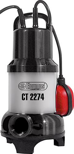 Univerzální ponorné kalové čerpadlo CT 2274 ELPUMPS