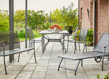 zahradn set excelsior royal garden danesi. Black Bedroom Furniture Sets. Home Design Ideas