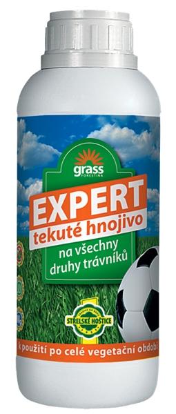 Trávníkové hnojivo EXPERT tekutý 1 l Forestina