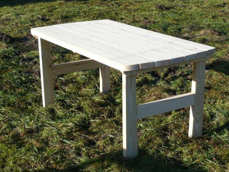 Zahradní stůl FINLAND Kabrhel