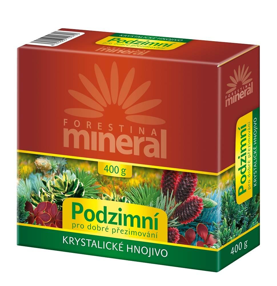 Krystalické hnojivo Podzim 400 g Forestina