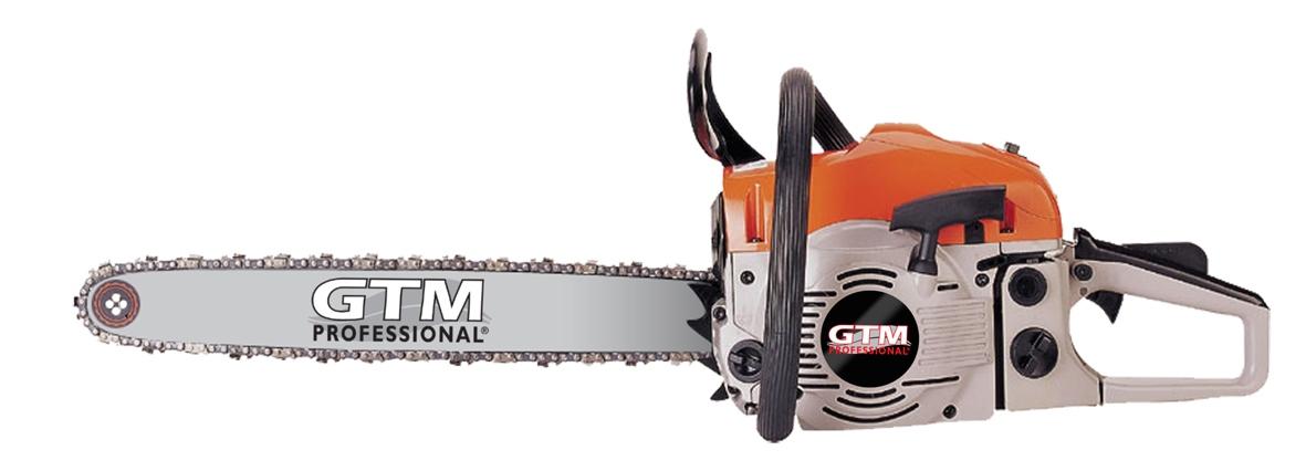 Benzínová řetězová pila GTM GTC 50