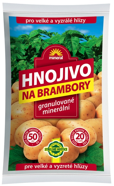 Hnojivo na brambory 25 kg Forestina