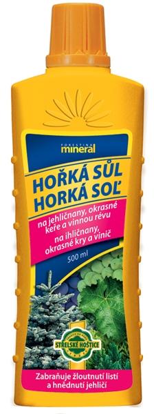 Tekutá hořká sůl 0,5 l Forestina MINERAL