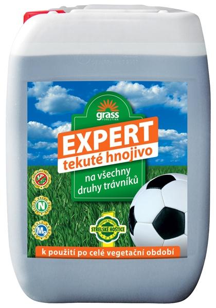 Trávníkové hnojivo EXPERT tekutý 20 l Forestina