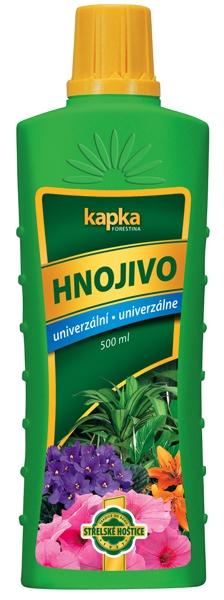 Kapalné hnojivo - univerzální 0,5 l Forestina