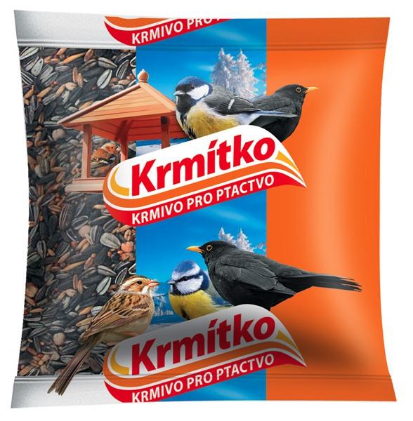 Krmivo pro ptactvo - Krmítková směs 400 g KRMÍTKO