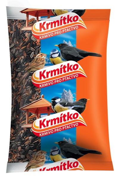 Krmivo pro ptactvo - Krmítková směs 800 g KRMÍTKO