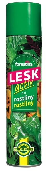Lesk na rostliny 400 ml Forestina LESK activ