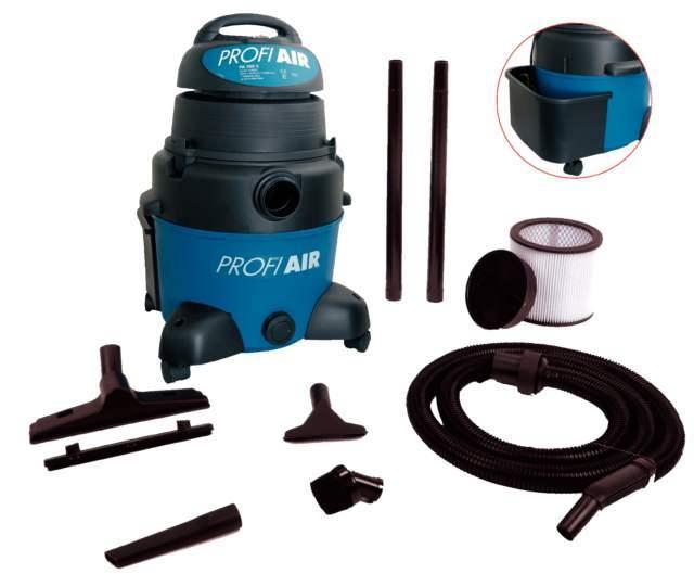 Mokrý/suchý vysavač PA300 SEN zapínací automatika Profiair