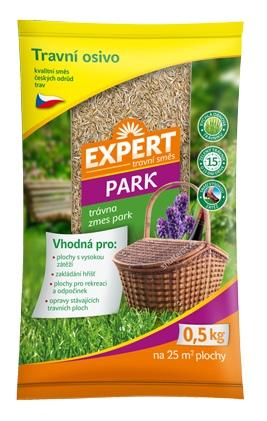 Travní směs - park 1 kg Forestina EXPERT