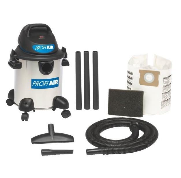 Mokrý/suchý vysavač PA200 Inox Profiair
