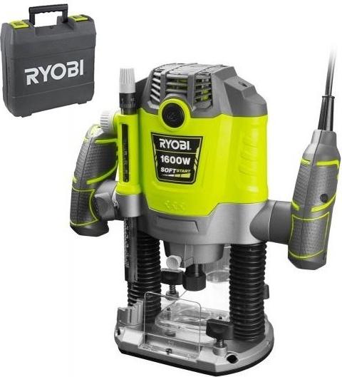 Horní frézka RYOBI RRT 1600-K