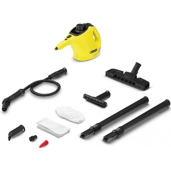 Parní čistič/mop KÄRCHER SC1 Premium Floor Kit