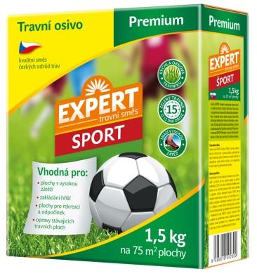 Travní směs EXPERT SPORT Prémium - ČR 1,5 kg Forestina