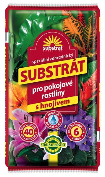 FORESTINA Substrát pro pokojové rostliny 20 l