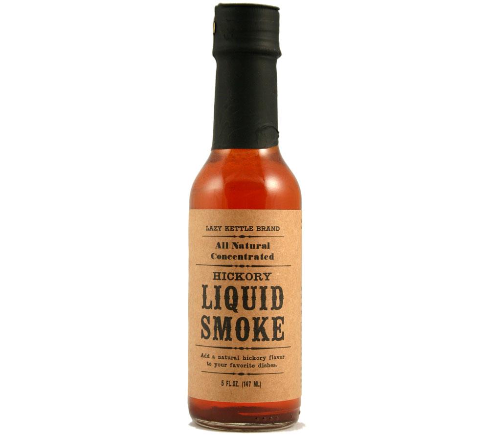 Grilovací omáčka Lazy Kettle Brand Liquid Smoke 147ml D.L.Jardine´s BBQ