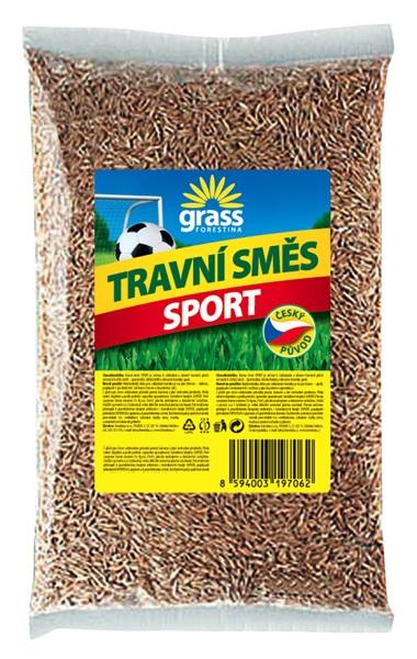 Travní směs sport (základní) - ČR 25 kg Forestina