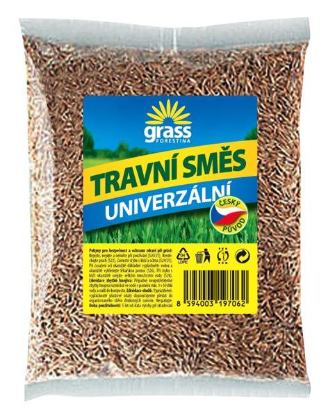 Travní směs univerzál (základní) - ČR 0,5 kg Forestina EXPERT