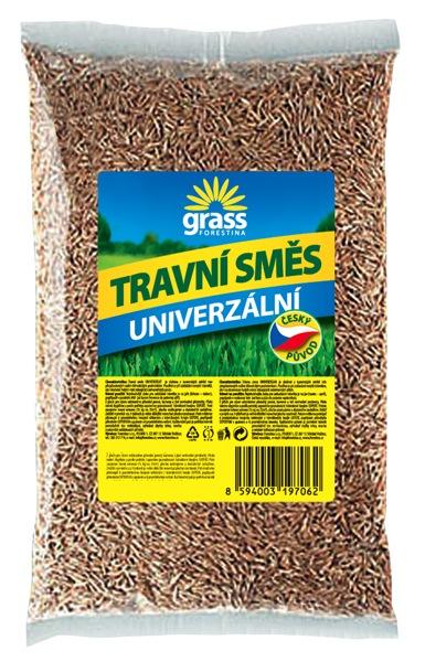 Travní směs univerzál (základní) - ČR 25 kg Forestina