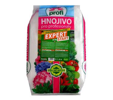 Trávníkové hnojivo EXPERT START 25 kg Forestina