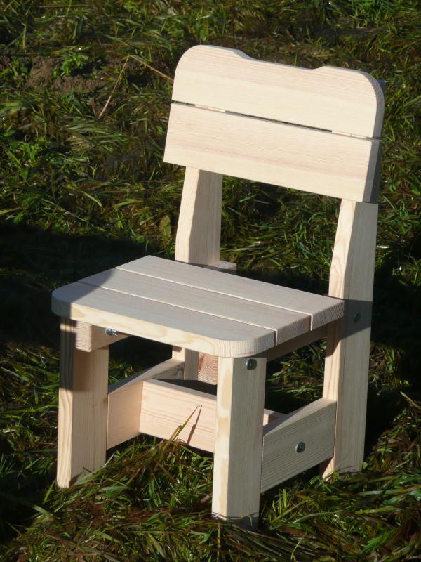 Zahradní židle ULM JUNIOR