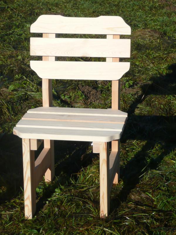 Zahradní židle ULM