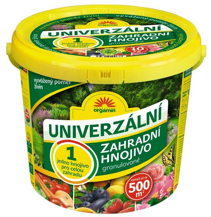 FORESTINA Univerzální hnojivo - kbelík 10 kg