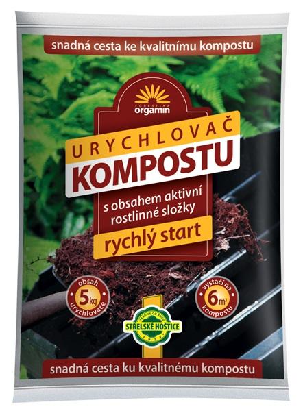 Urychlovač kompostů 1 kg Forestina