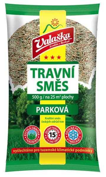 Travní směs VALAŠKA - parková 25 kg