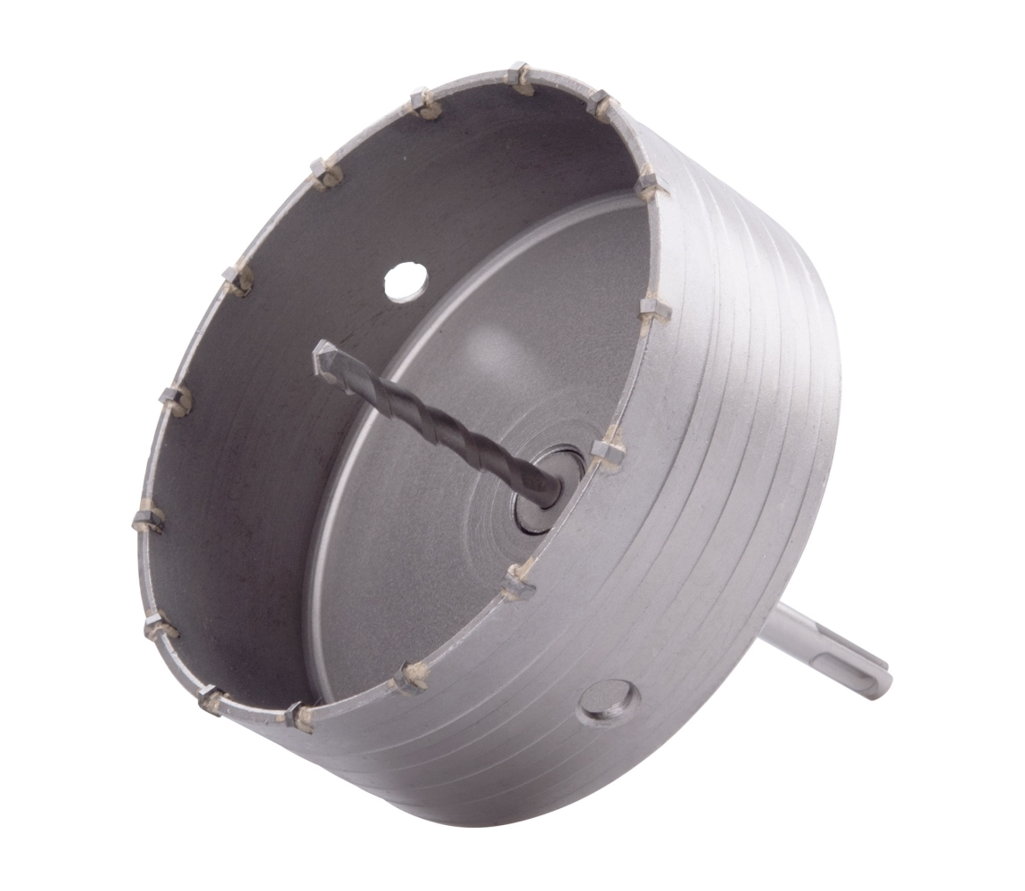Vrták SDS PLUS do zdiva korunkový, 150mm x 110mm, M22 EXTOL PREMIUM 8801972